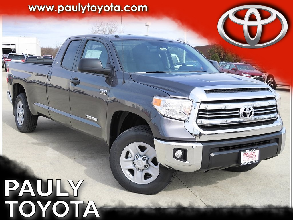 new 2017 toyota tundra sr5 4d double cab in crystal lake tu27265 pauly toyota. Black Bedroom Furniture Sets. Home Design Ideas