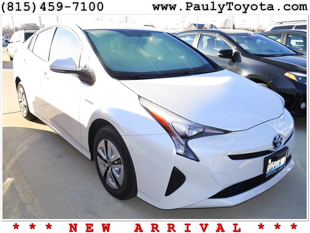 certified pre owned 2016 toyota prius two eco 5d hatchback in crystal lake xx4844 pauly toyota. Black Bedroom Furniture Sets. Home Design Ideas