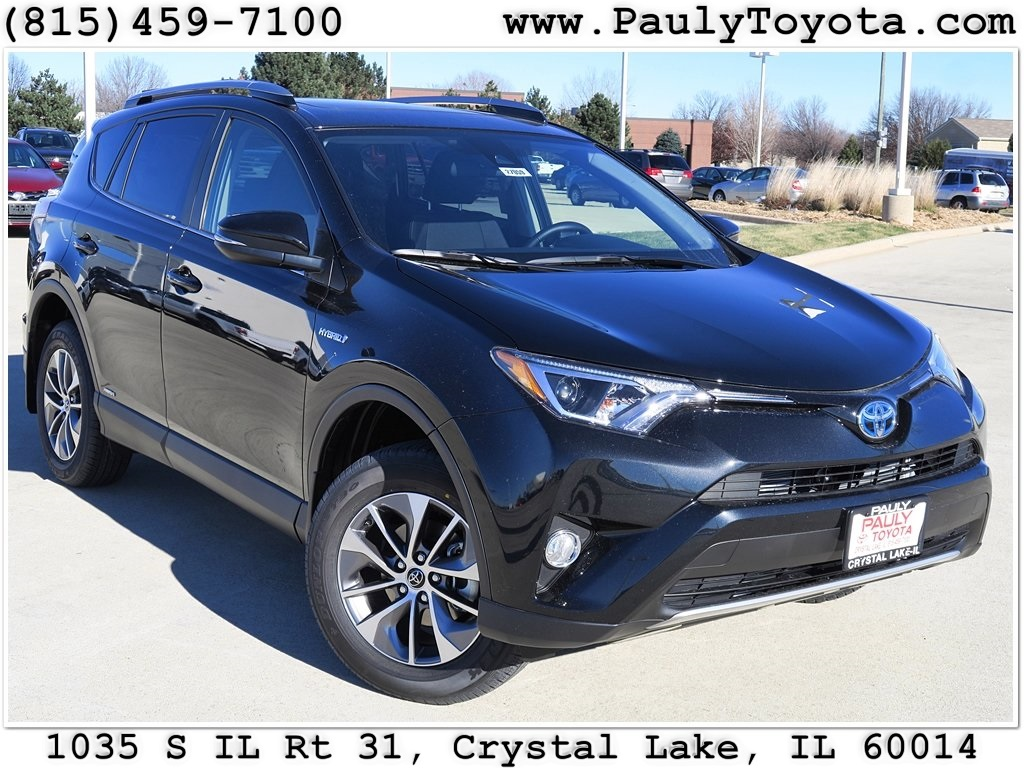 new 2017 toyota rav4 hybrid xle 4d sport utility in crystal lake r27059 pauly toyota. Black Bedroom Furniture Sets. Home Design Ideas